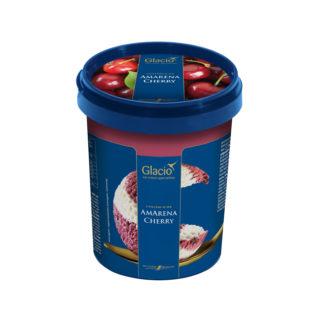 蜂雪颂金勺欧洲樱桃冰淇淋