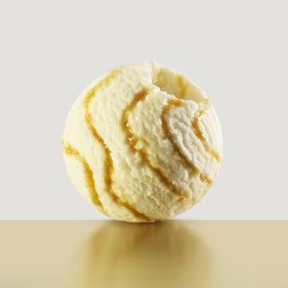 蜂雪颂焦糖奶油冰淇淋