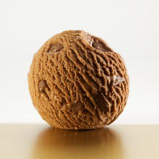 蜂雪颂混合坚果巧克力碎冰淇淋