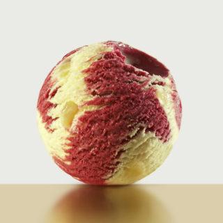 蜂雪颂红白葡萄冰淇淋